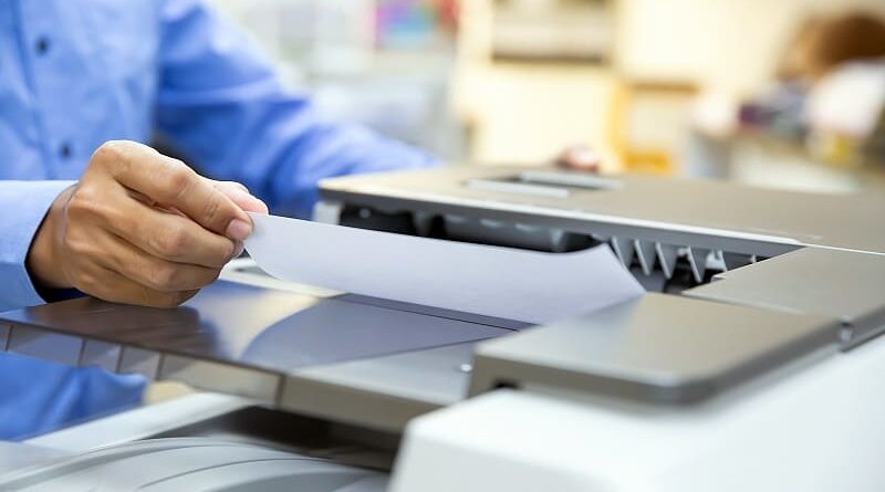 Como Saber se a sua Impressora Está sem Tinta